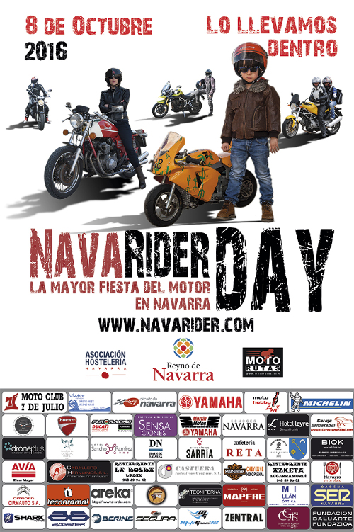 cartel navarider 2016